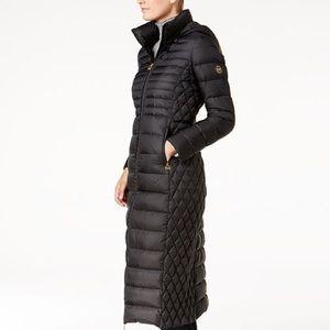 Micheal Kors Packable Maxi Down Puffer Coat